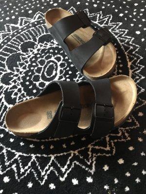 Birkenstock Outdoor Sandals black