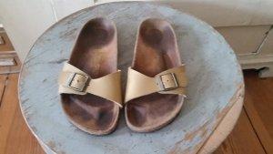 Birkenstock Schuhe - goldig!