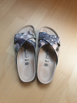 Birkenstock Sabots rose-gold-coloured-grey
