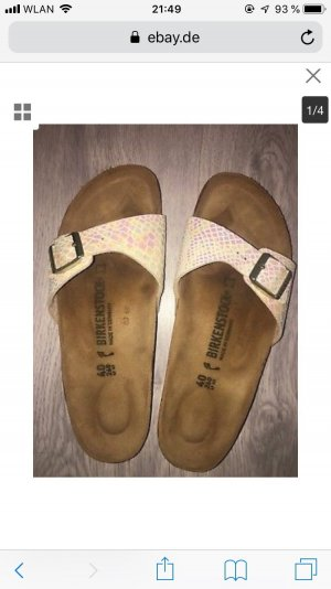 Birkenstock Mules multicolored