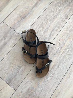 Birkenstock Toe-Post sandals black