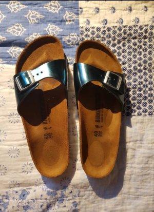 Birkenstock Sandals turquoise