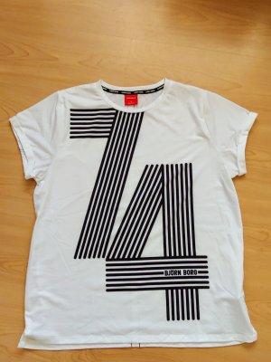 Björn Borg T-Shirt print white XL