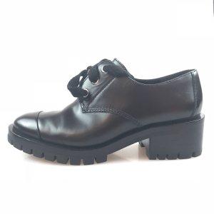 3.1 Phillip Lim Chaussure de travail noir