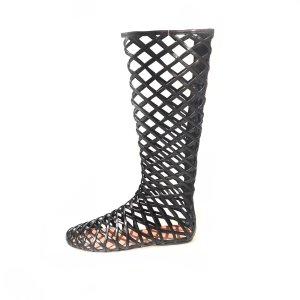 Black  Alaïa Boot