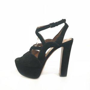 Black  Alaia High Heel