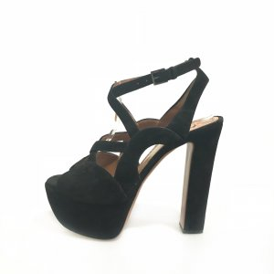 Black  Alaia High Heel
