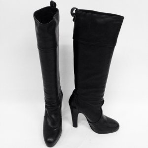 Black  Alberta Ferreti Boot
