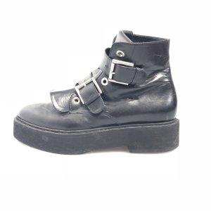 Black  Alexander McQueen Boot
