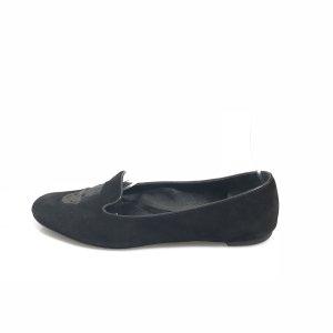 Alexander McQueen Ballerinas black