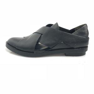 Alexander Wang Chaussure de travail noir