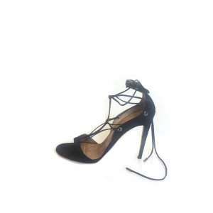 Black  Aquazzura  High Heel