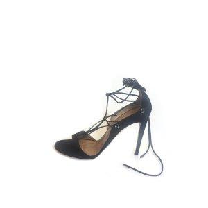 Aquazzura High-Heeled Sandals black