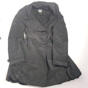 Armani Exchange Trenchcoat zwart