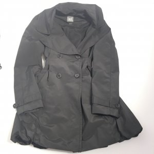 Armani Exchange Trench Coat black