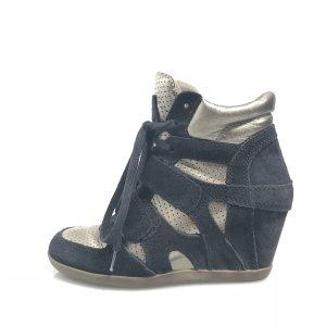 Black  Ash Sneaker