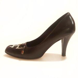 Bally Sandalo con tacco alto nero