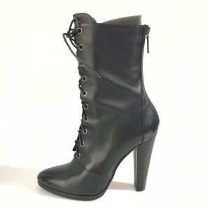 Black  Balmain Boot