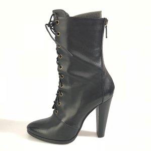 Black  Balmain Boot