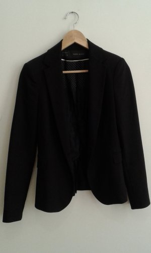 Black blazer Zara Basic