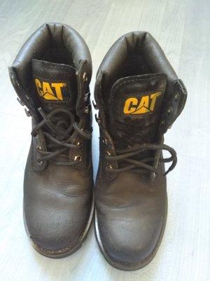 Black Boots Caterpillar Gr. 38