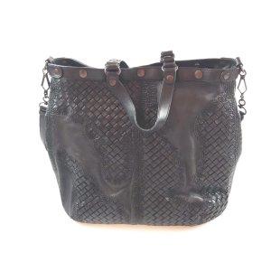 Black  Bottega Veneta Cross Body Bag