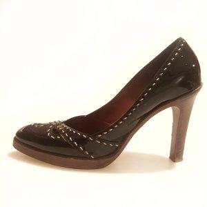 Bottega Veneta High-Heeled Sandals black