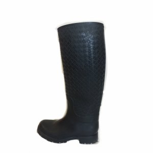 Black  Bottega Veneta Rain & Snow Boot