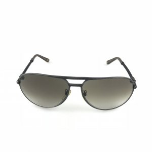 Black  Bottega Veneta Sunglasses