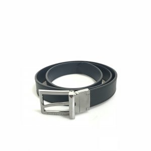 Black  Burberry Belt