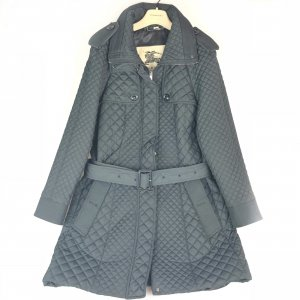 Black  Burberry Jacket