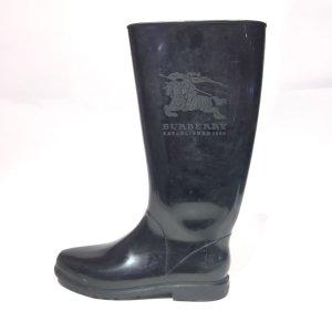 Burberry Laarzen zwart
