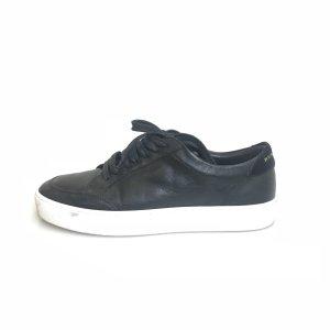 Black  Burberry Sneaker