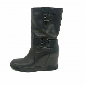 Black  Casadei Boot