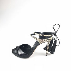 Black  Casadei High Heel