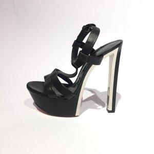 Casadei High-Heeled Sandals black