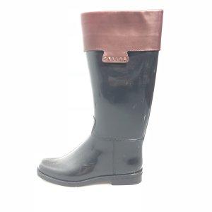 Black  Celine Rain & Snow Boot