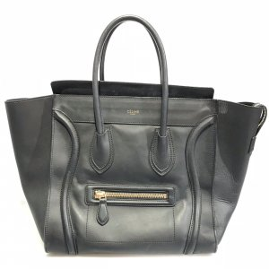 Black  Celine Shoulder Bag