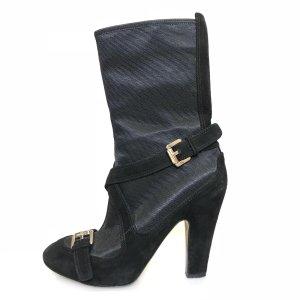 Black  Cesare Paciotti  Boot