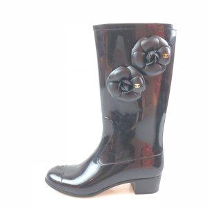 Chanel Botas altas negro
