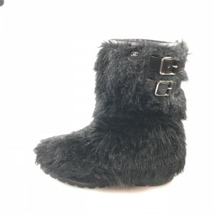 Black  Chanel Boot