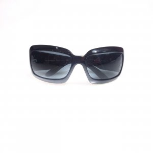 Black  Chanel Sunglasses