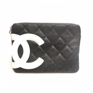 Black  Chanel Wallet