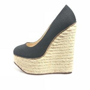 Black  Charlotte Olympia High Heel