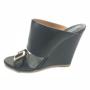 Black  Chloe Flip Flop