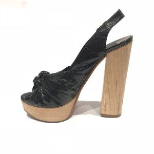 Black  Chloe High Heel