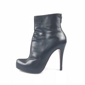 Black  Christian Louboutin Boot