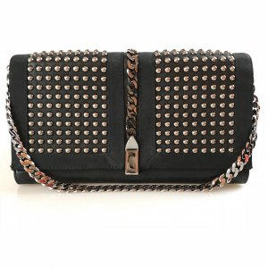 Black  Christian Louboutin Clutch