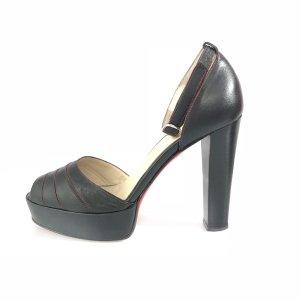 Black  Christian Louboutin High Heel