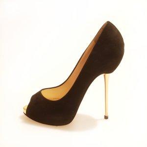 Christian Louboutin High-Heeled Sandals black